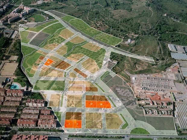 El barrio de Llevant de Viladecans avanza imparable con otro proyecto de 270 nuevos pisos
