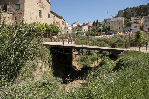 Sant Climent estrena el parque metropolitano de los Jardines de la Font del Rector