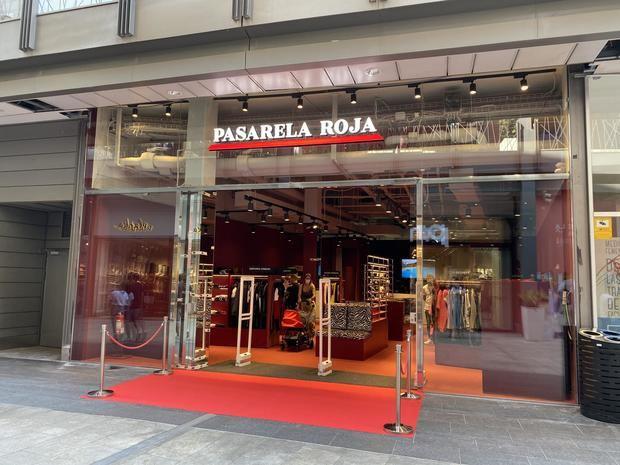 La marca Pasarela Roja abre una nueva tienda en el centro comercial Splau