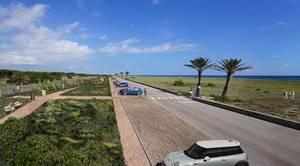El Prat de Llobregat continuará el carril bici hasta el final de la playa
