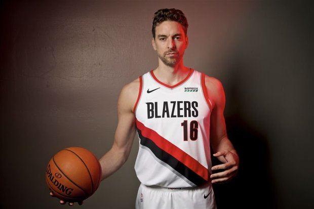 Pau Gasol deja de ser jugador de los Portland Trail Blazers