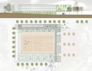 Martorell aprova la construcci� d�un nou pavell� esportiu a Can Cases