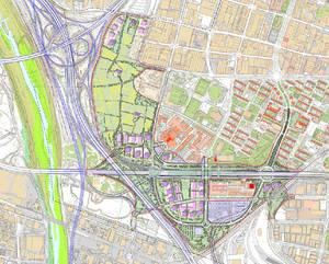 Segon capítol del Pla Director Urbanístic Granvia-Llobregat de L'Hospitalet