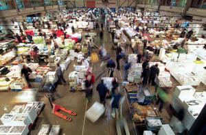 Mercabarma prevé comercializar unas 106.500 toneladas de productos en este mes de diciembre