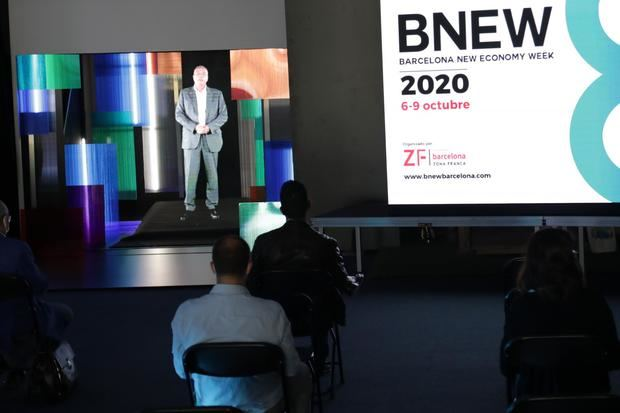 Pere Navarro ensalza la contribución del BNEW a la recuperación económica global