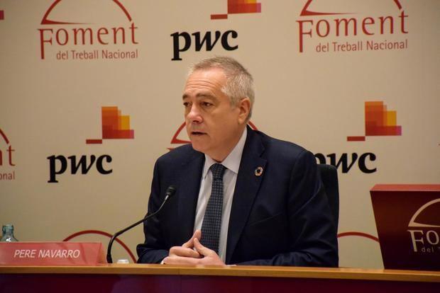Pere Navarro destaca el papel de la mujer en el desarrollo de la industria 4.0 en el territorio