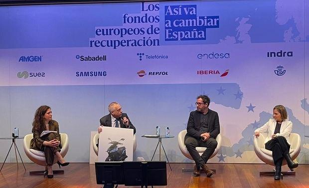 Pere Navarro reivindica la capacidad innovadora de la Zona Franca de Barcelona