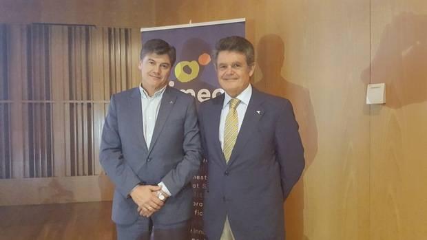 """Ramon Pons (Pimec): """"En quant es reactivi una mica l'economia al Baix Llobregat, es col·lapsarà tot"""""""