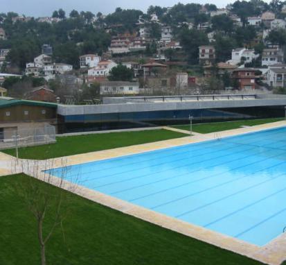 El CEM Vallirana ha estat habilitat perquè la ciutadania es pugui dutxar a les seves instal·lacions