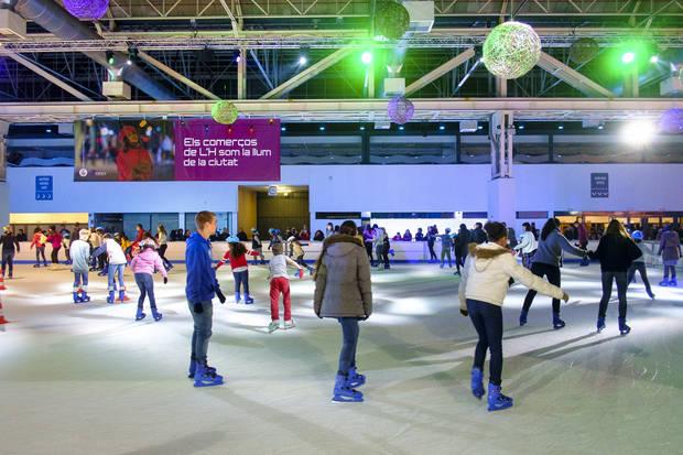 El recinto navideño Kaliu Park de L'Hospitalet cierra con 120.000 visitantes
