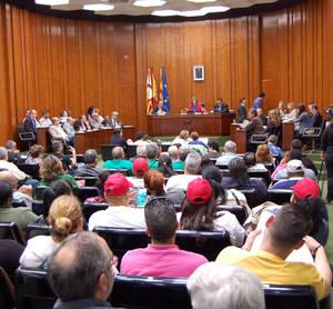 Sí a la lucha contra la exclusión residencial y no a la preservación de Cal Trabal