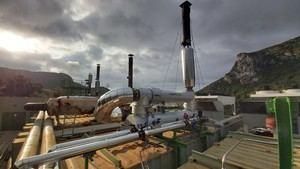 La planta de biogás del antiguo vertedero del Garraf estrena un sistema que obtiene electricidad del calor