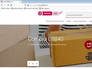 Viladecans pone en marcha la plataforma de comercio electrónico Compra08840