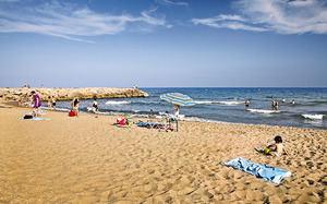 Una nueva aplicación informa en tiempo real del nivel de ocupación de las playas metropolitanas