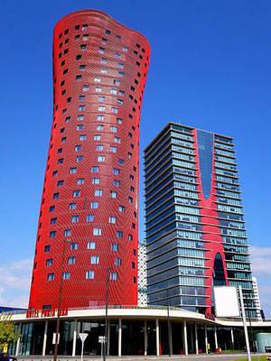 La plantilla de Ericsson España se concentra hoy en L'Hospitalet para evitar el despido de 350 trabajadores