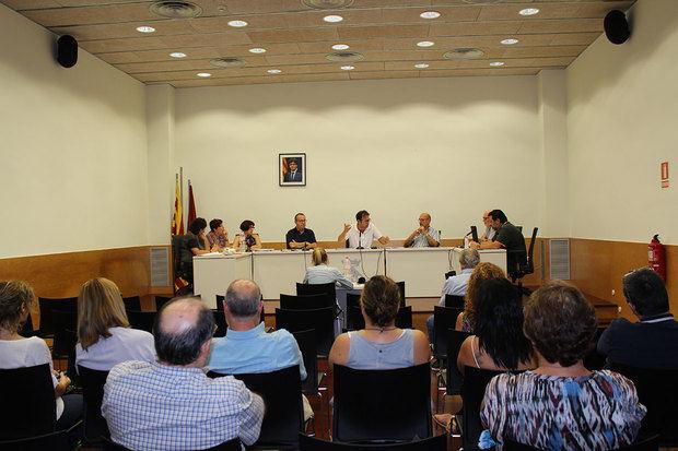 Pleno municipal de septiembre de Castellví de Rosanes.