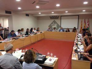 """Viladecans presenta una declaración institucional unánime a favor del diálogo """"como única solución"""" al conflicto territorial"""