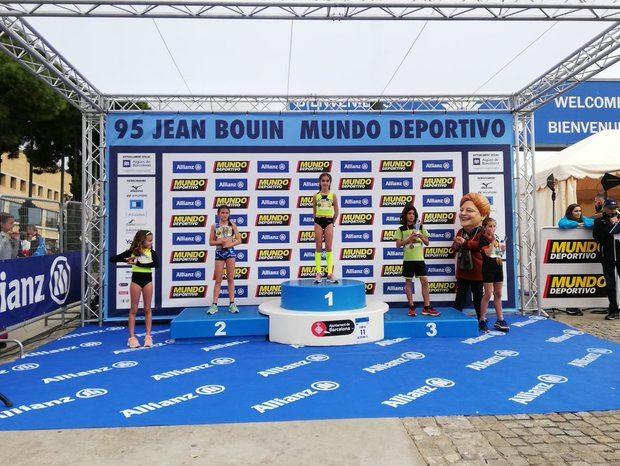 El Club Atletisme Gavà gana tres medallas en la Jean Bouin Mundo Deportivo