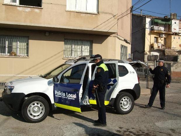 Un detenido en Olesa por una presunta agresión sexual a plena luz del día