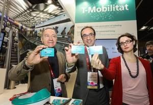 La nova T-Mobilitat veu la llum al Mobile World Congress