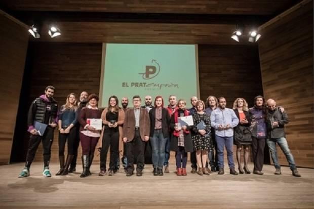 El hostal rural 'Mucha Masía', la cooperativa CopGros y Sinater SL, galardonados con el Premio El Prat Emprèn