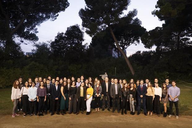 Los 43 alumnos que han ganado el Premio Extraordinario de Bachillerato 2019