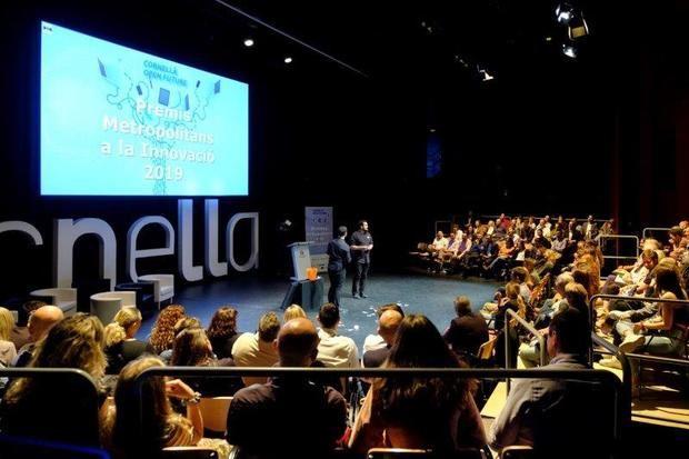 Premios Metropolitanos de Apoyo a la Innovación 2019, que galardona a los mejores proyectos entre los que se encuentran los del COF