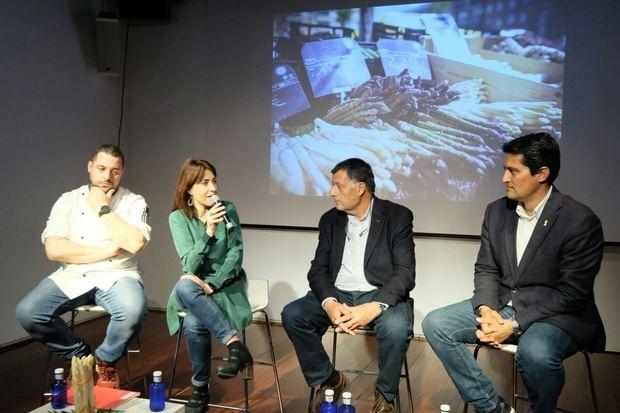 Gavà presenta la 65ª edición de la Fira d'Espàrrecs en Barcelona