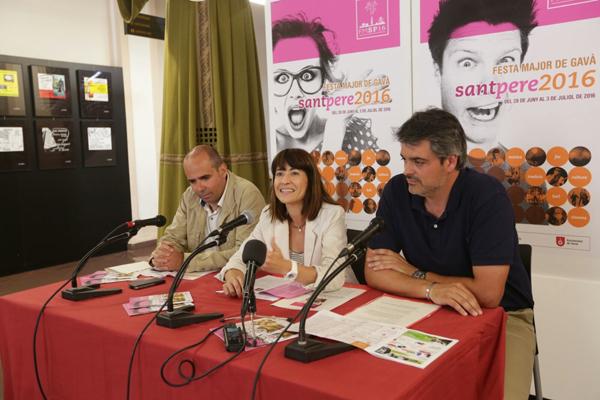 Gavà presenta la Festa Major de Sant Pere