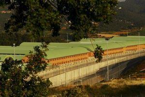 Vista exterior del centro penitenciario Brians II.