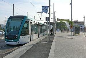 La plataforma Volem el Trambaix al Pla pide mejoras en la llegada del tranvía a Molins de Rei
