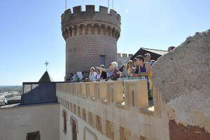 Castelldefels acomete la última fase de la restauración de su castillo
