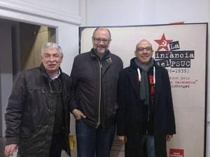 �ngel Merino, Jordi San Jos� i Francesc Baltasar