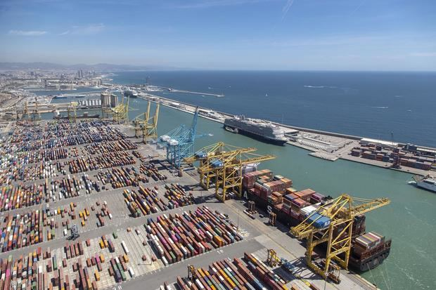 Crece un 5% el tráfico de contenedores en el puerto durante el primer semestre de 2019