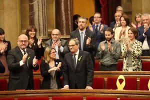 Quim Torra es el nuevo presidente de la Generalitat.