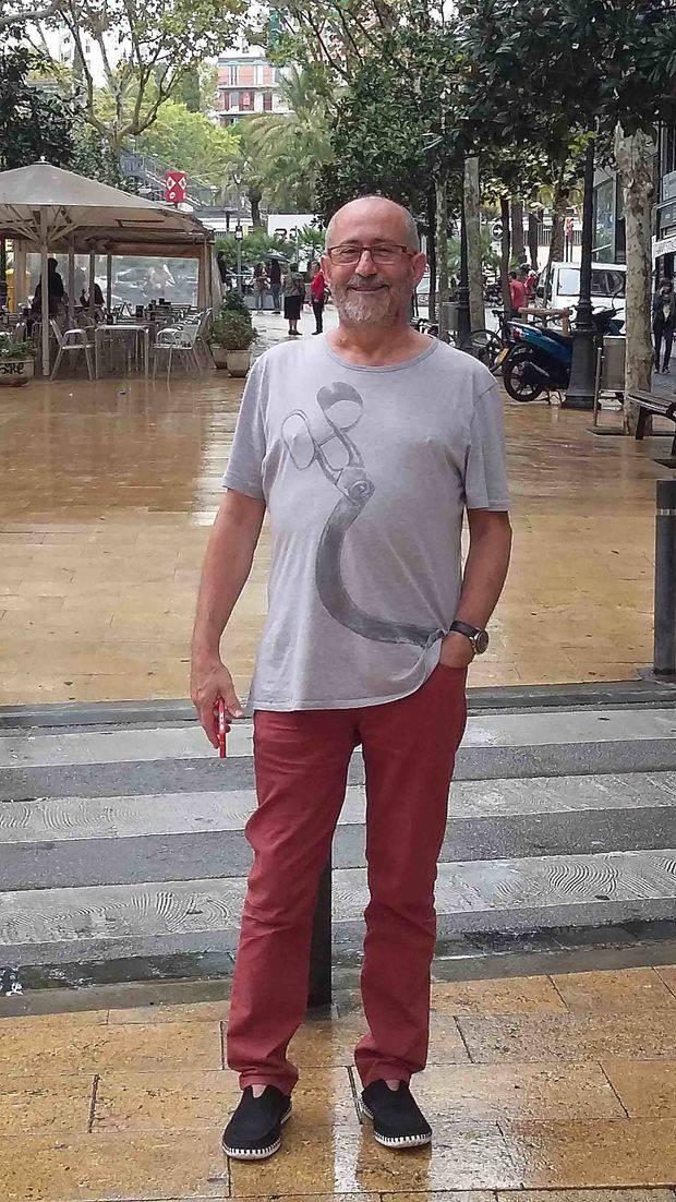 """Ramón Luque: """"Mi única frustración política es no haber sido nunca alcalde de L'Hospitalet"""""""