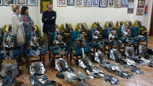 Les Falles de Gavà celebren 30 anys de festes a la ciutat