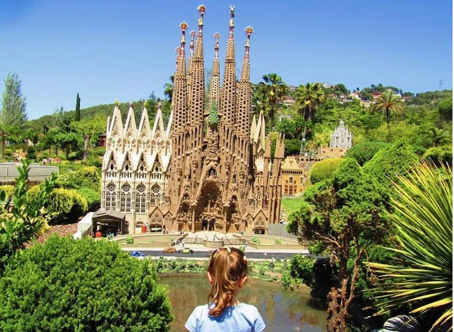 Las maquetas de Cataluña en Miniatura vuelven a exhibirse garantizando la distancia mínima de seguridad