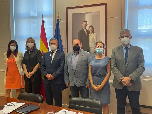 El Ministerio de Transportes de Raquel Sánchez impulsará el ansiado Metro del Delta