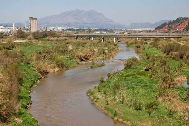 Molins de Rei construye dos nuevas balsas de infiltración para recargar el acuífero del Llobregat