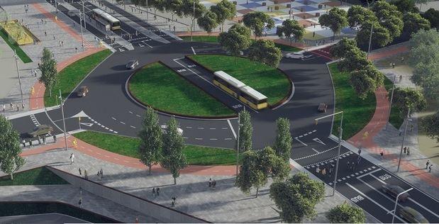 Los carriles para bus y bicis de la C-245 entre Cornellà y Castelldefels comenzarán a construirse en verano