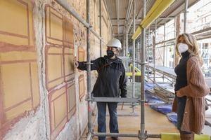 Avanza la rehabilitación del Museo de Gavà con la restauración de la señorial Torre Lluch