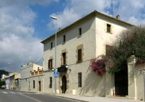 Sant Boi reparará la peligrosa balaustrada de la Casa Gran del Bori