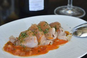 DO MAR, la cocina de Oscar Velasco en Marbella