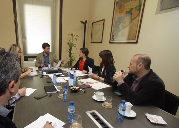 Viladecans, Gavà, Castelldefels, Begues i Sant Climent supervisaran el full de ruta de les obres de l'Hospital de Viladecans
