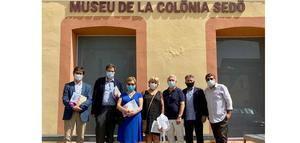 Alianza entre PIMEC y el Centro de Estudios Comarcales para vincular empresa, cultura y patrimonio industrial