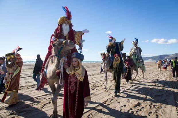 El Baix Llobregat, preparado para recibir a los Reyes Magos