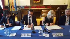 ATM licita el estudio informativo de la conexión del TramBaix entre Esplugues y Sant Just por la Carretera Reial – Laureà Miró