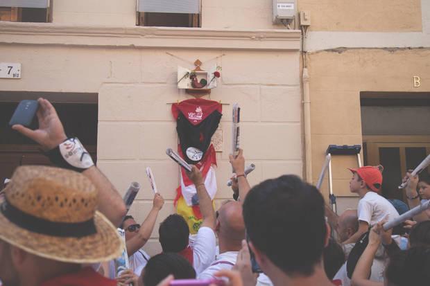 ¡Viva San Pollín, Visca Sant Pollín, Gora San Pollinoak!