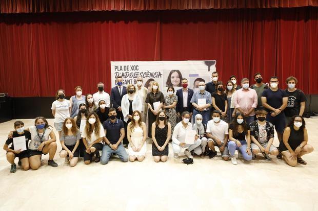 Sant Boi destina un millón de euros a que los más jóvenes dejen atrás la pandemia